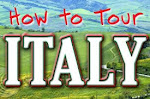 How to Tour Italy Project