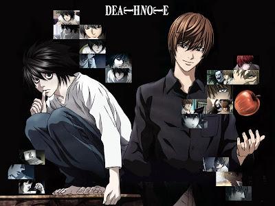 تقرير عن الانيمي المشهور Death Note Deathnote-5