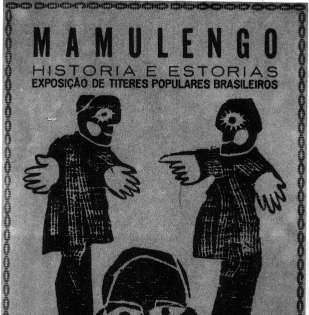 Fardom Mamulengo Titeres Populares Brasile 209 Os