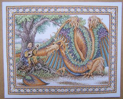 дракона и дизайны Терезы я