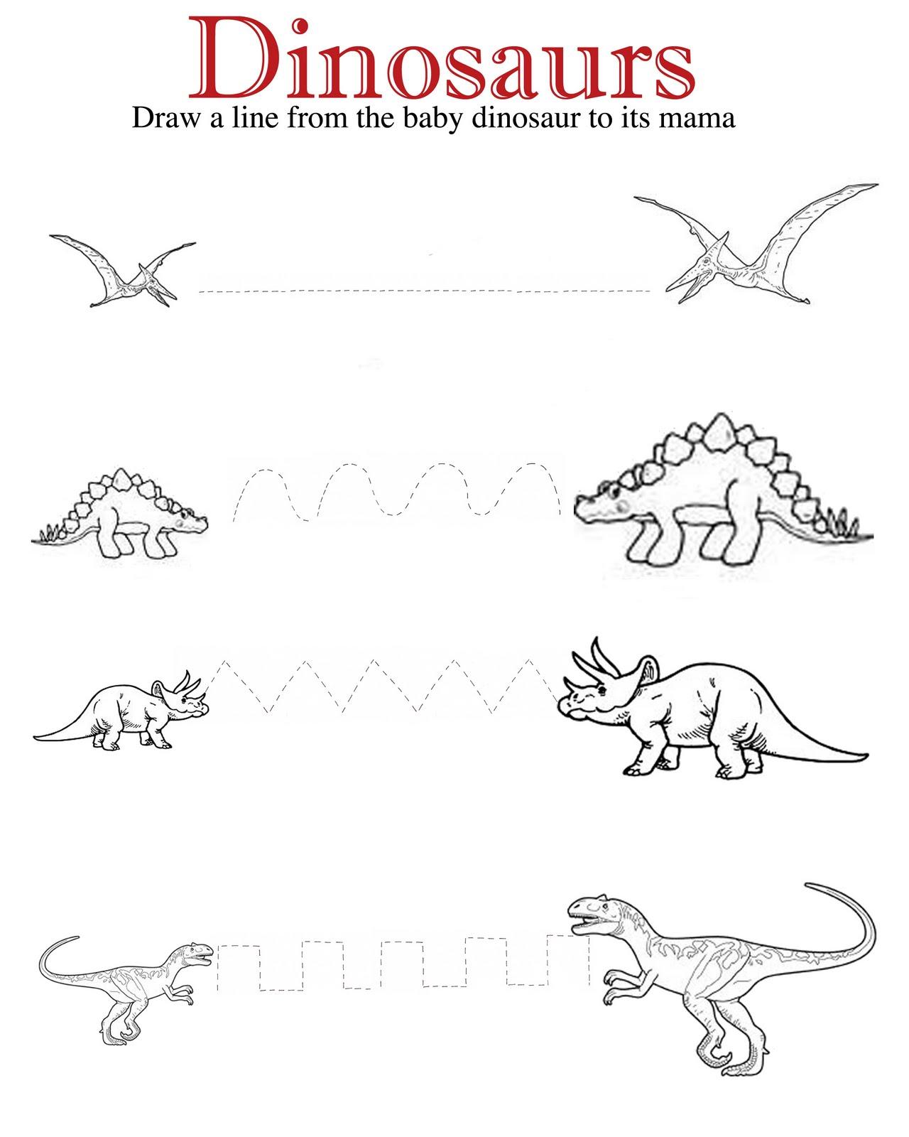 Dinosaur Unit Part Ii