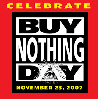 Buy nothing day essay