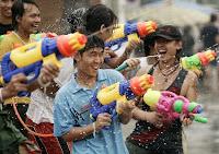 泰國潑水節,泰國曼谷潑水節,潑水節,泰國旅遊,泰國曼谷旅遊,曼谷旅遊4