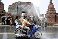 泰國潑水節,泰國曼谷潑水節,潑水節,泰國旅遊,泰國曼谷旅遊,曼谷旅遊5