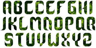Cool Graffiti Alphabet Letters A-Z Graphic Designs