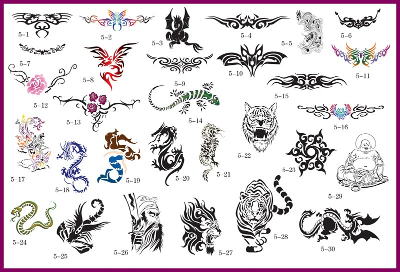 3f1f6e7e45282 I have posted a lot of scorpion tattoo designs before This free ...