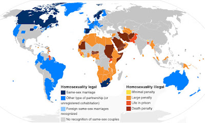 legal same sex marriage around the world in Launceston You