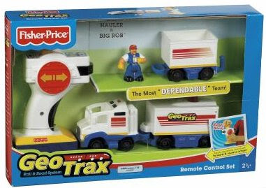 GeoTrax Hauler & Big Rob