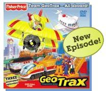 GeoTrax DVD: Flying Lesson