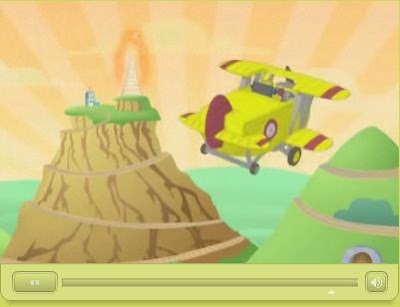 Loopy Loco & Darren: Flying Lesson Video