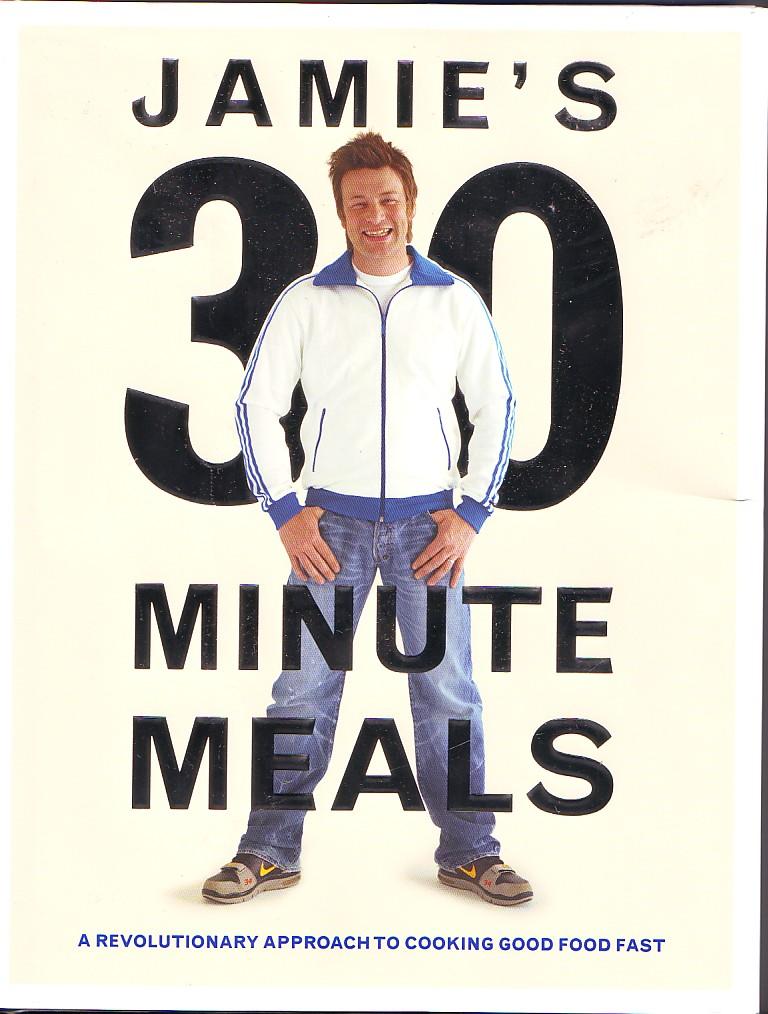 Jamie oliver 30 minute book sainsburys