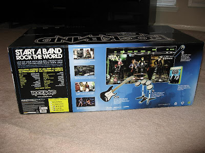 ARogan: Rock Band (XBOX 360)