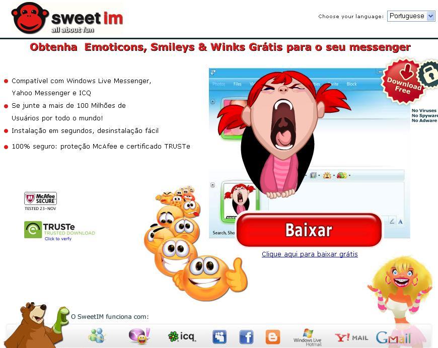 MSN PARA BAIXAR WINKS DO
