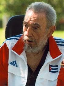 Fidel Castro se alegra por rescate de Betancourt