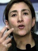 Ingrid dice a la BBC que no aspira a presidencia de Colombia, ni se opone a reelección de Uribe.