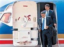 Avión Obama aterriza de emergencia debido a falla