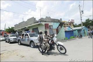 Barrios de provincia Sto. Dgo., entre los más violentos del país