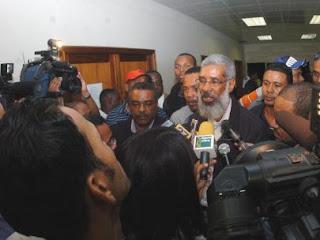 """FENATRANO denuncia """"plan macabro"""" en contra de sus principales dirigentes"""