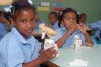 Asociación Comités Amas de Casa llama a que Digenor para que verifique calidad leche desayuno escolar.