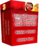 Legge dell'attrazione e fisica quantistica - Daniele Penna (manifesting)