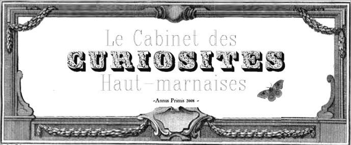 Le Cabinet des curiosités haut-marnaises