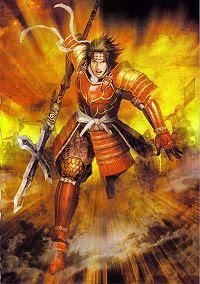 الانمي Sengoku Basara الانمي الشهير