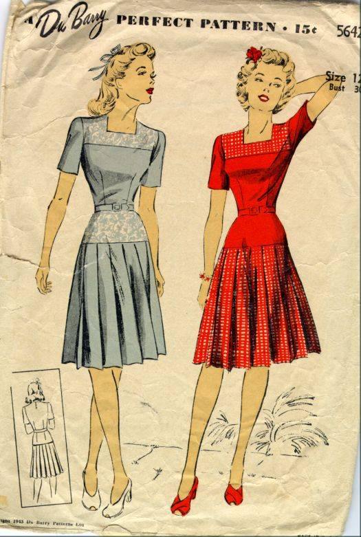1940s Style Dresses Fashion Clothing: Holly-Jo Whitehall -ND CLASS: Chevrolet