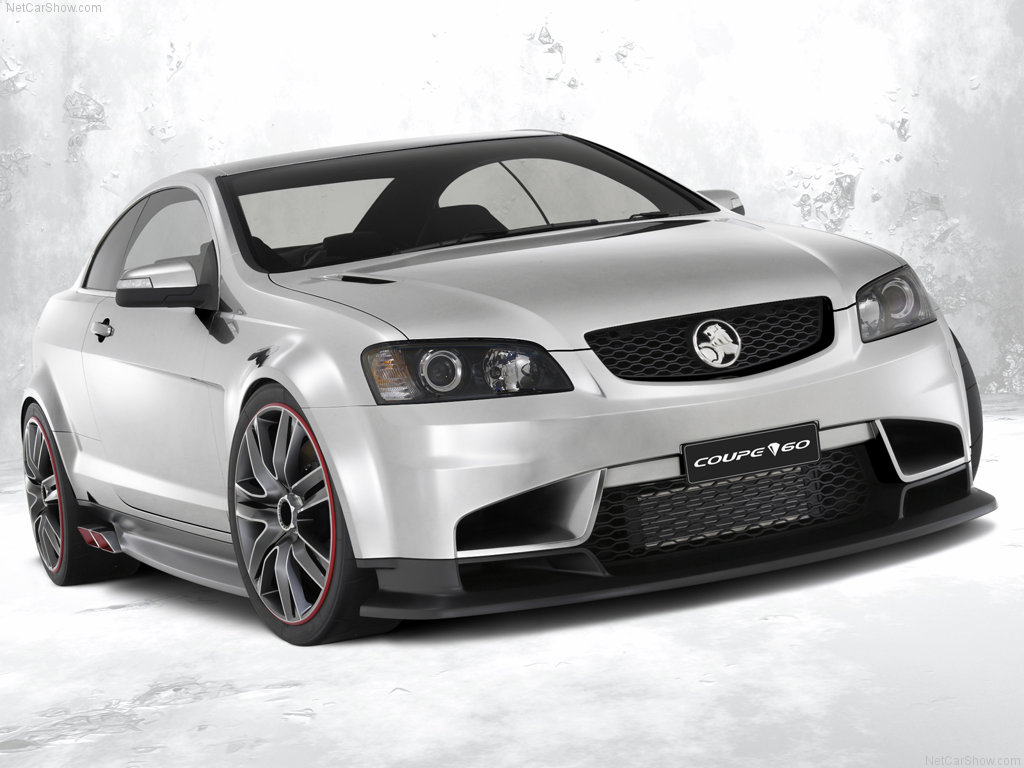 Cars Library: Holden Coupe 60 Concept