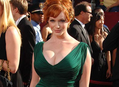 christina hendricks model
