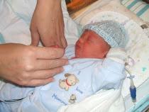 1 day old Parker