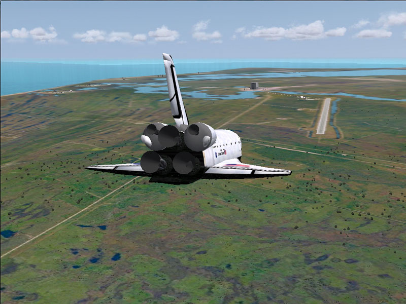 space shuttle start and landing - photo #40