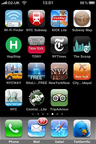 Big Apple Unpeeled!: iphone Apps For New York City - Apptastic!
