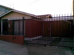 casa villa Las Palmeras en la serena capacidad cuatro personas