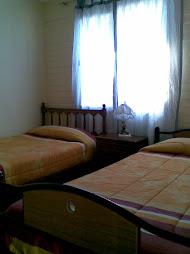 dormitorio casa las Palmeras
