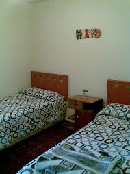 dormitorio casa Balmaceda