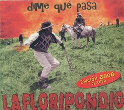 Discografía de La Floripondio Folder+DIME