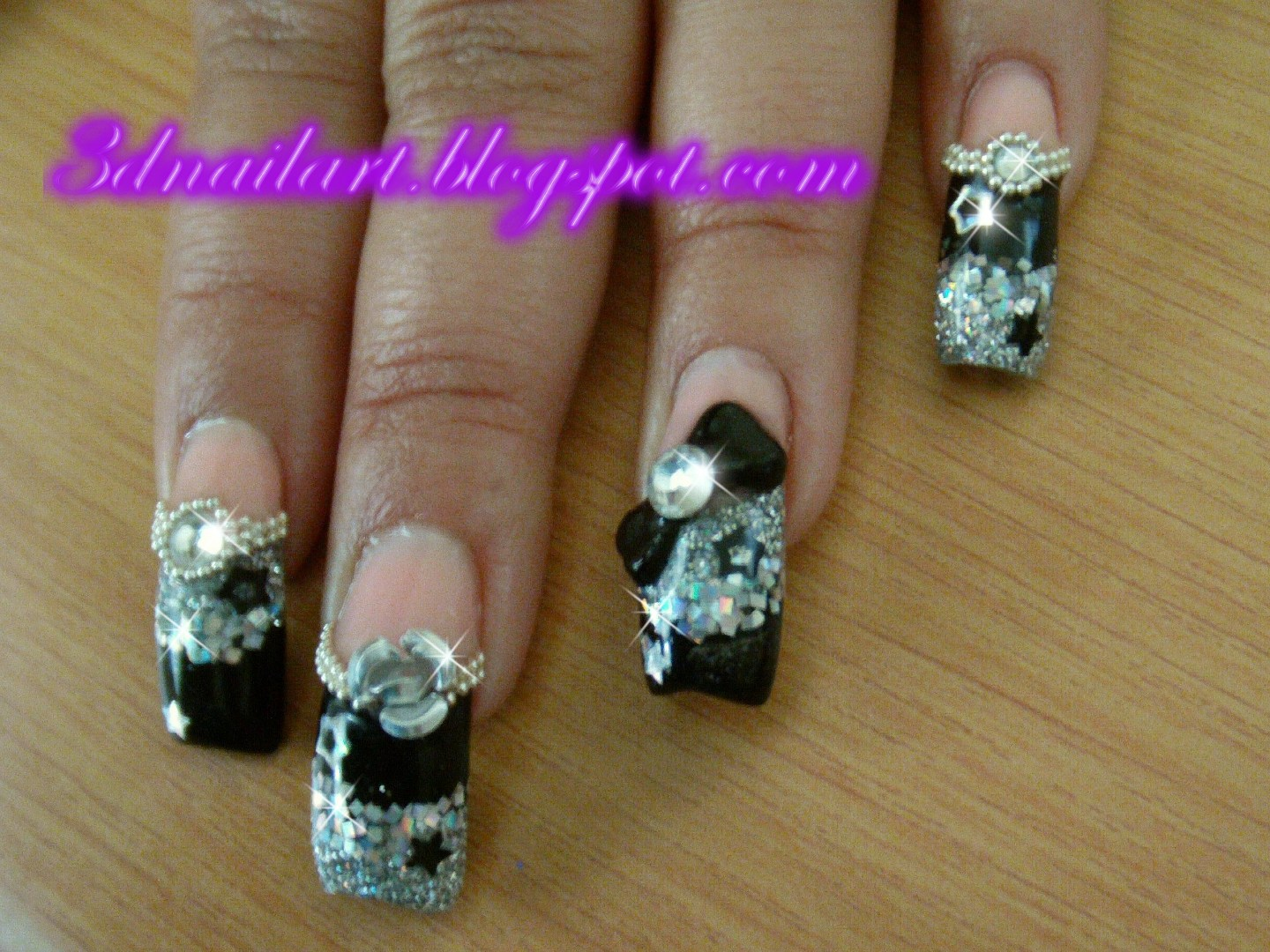 Nail Art 3d Nail Art Design Nail Art Design Ideas Collection