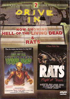 Gece Yaratıkları Dehşet Saçıyor... 2 – rats dvd0001