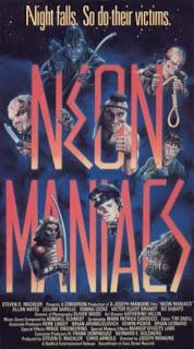 Gece Yaratıkları Dehşet Saçıyor... 4 – NEON+MANIACS+XTR
