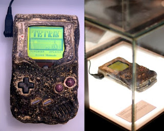 This Old Box This Is Your Game Boy After A Tour Of Duty