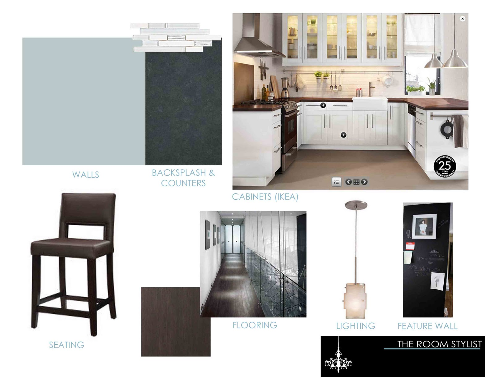 kitchen design boards the room stylist concept boards 769