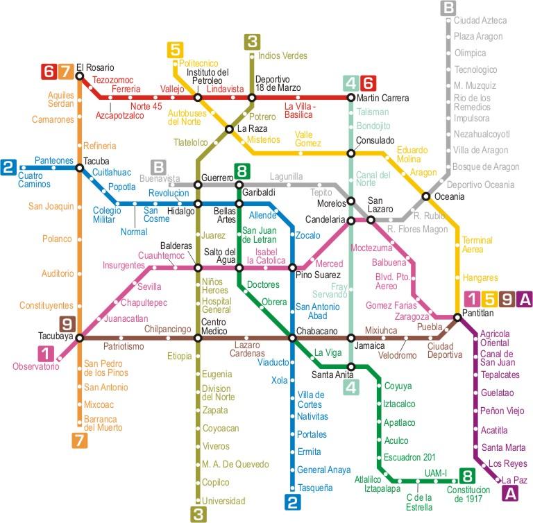 Escritores De La Libertad Un Viaje En El Metro Del D F