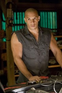 Vin Diesel the Furious
