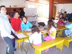 Leer, soñar y crecer. Los derechos de los niños en Santa María.