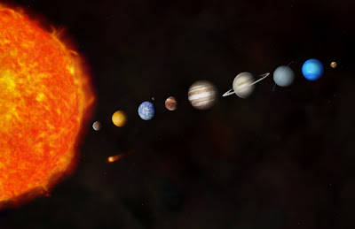 What's the 9th Largest Planet in our Solar System ...