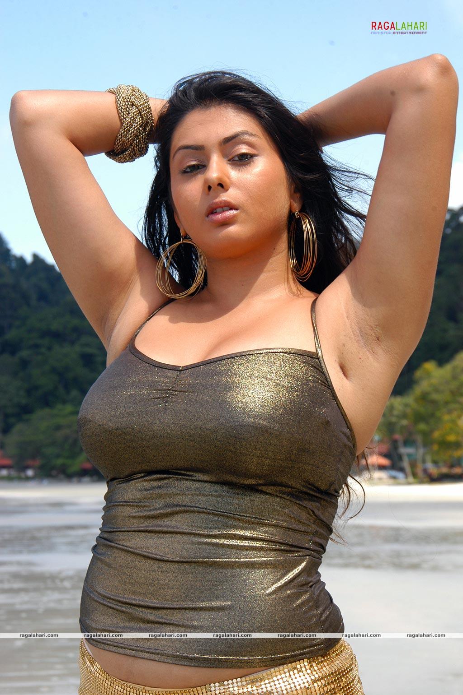 Sexy Actress Pics Sexy Hot Namitha Spicy Beach Bikini -9567