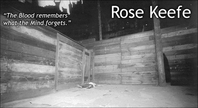 Rose Keefe- True Crime Author