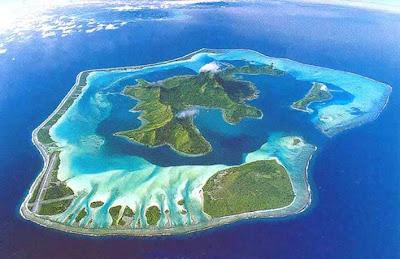 Bora Bora Adası Gezi Rehberi
