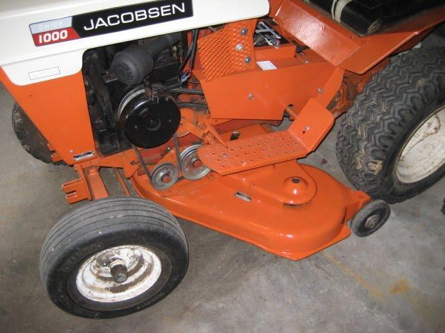 Jacobsen T422d Manual