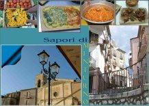 Cartolina postale del LABORATORIO FOTOGRAFICO  scuola media Minturno-LT-